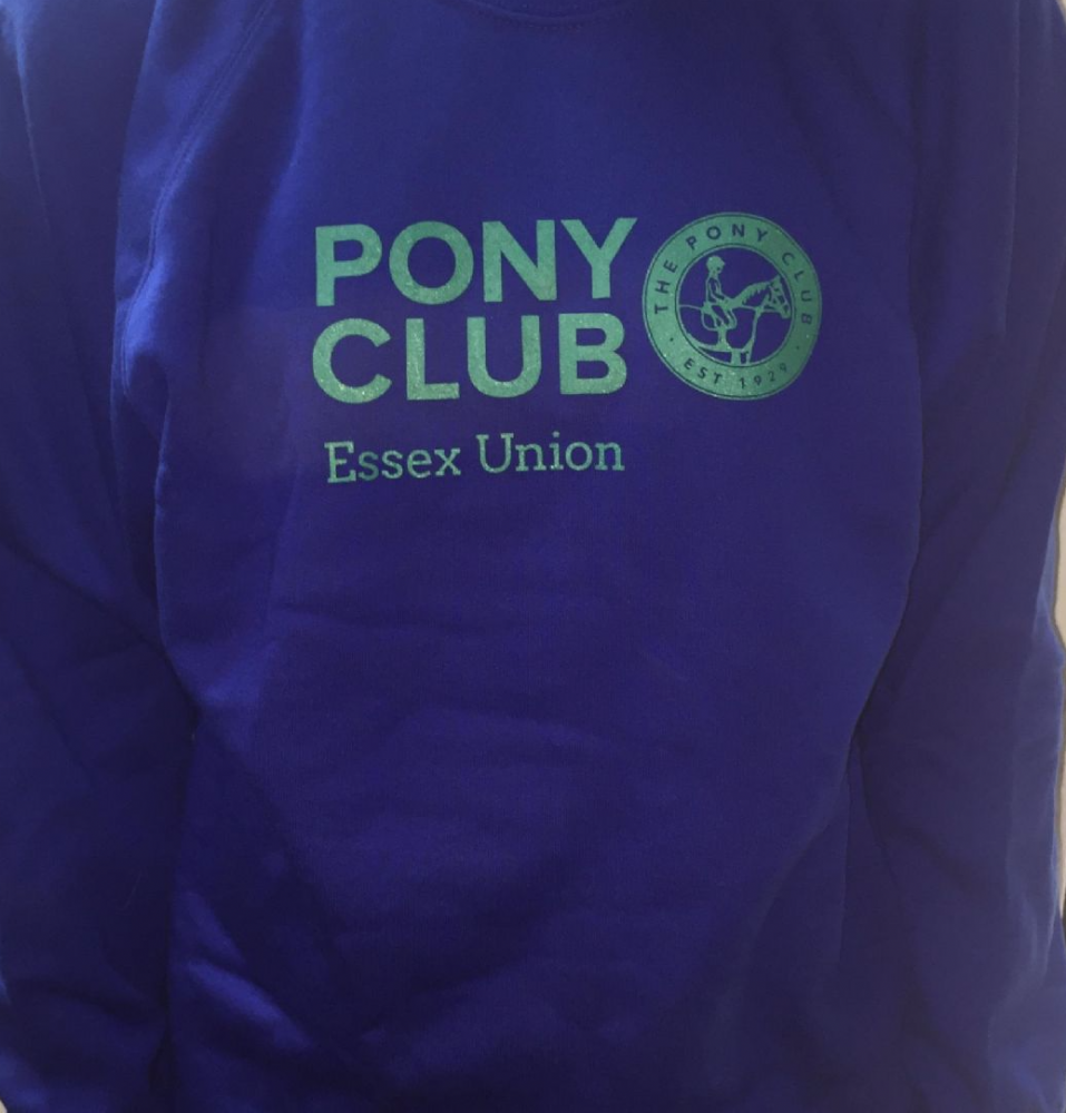 Children's Essex Union PC  Royal Sweatshirt SS271